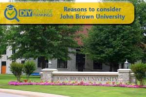 John Brown University campus