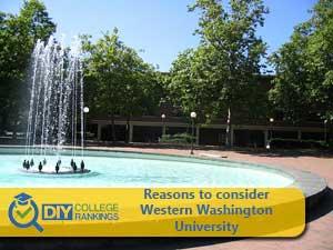 Western Washington University campus