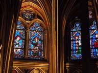 church stain glass window