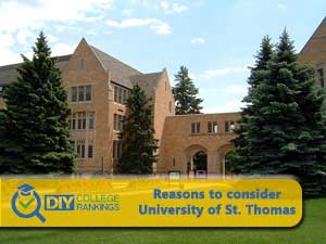 University of St Thomas campus