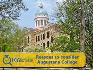 Augustana College IL campus