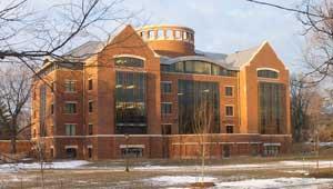 Illinois Wesleyan University campus