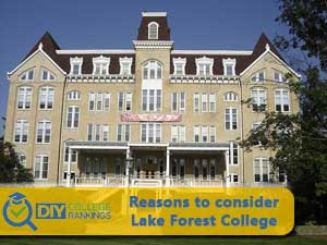 Lake Forest College campus