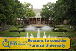 Furman University campus