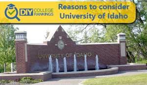 University of Idaho campus