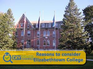 Elizabethtown College campus