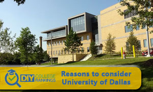 University of Dallas campus