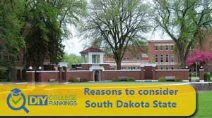 South Dakota State University campus