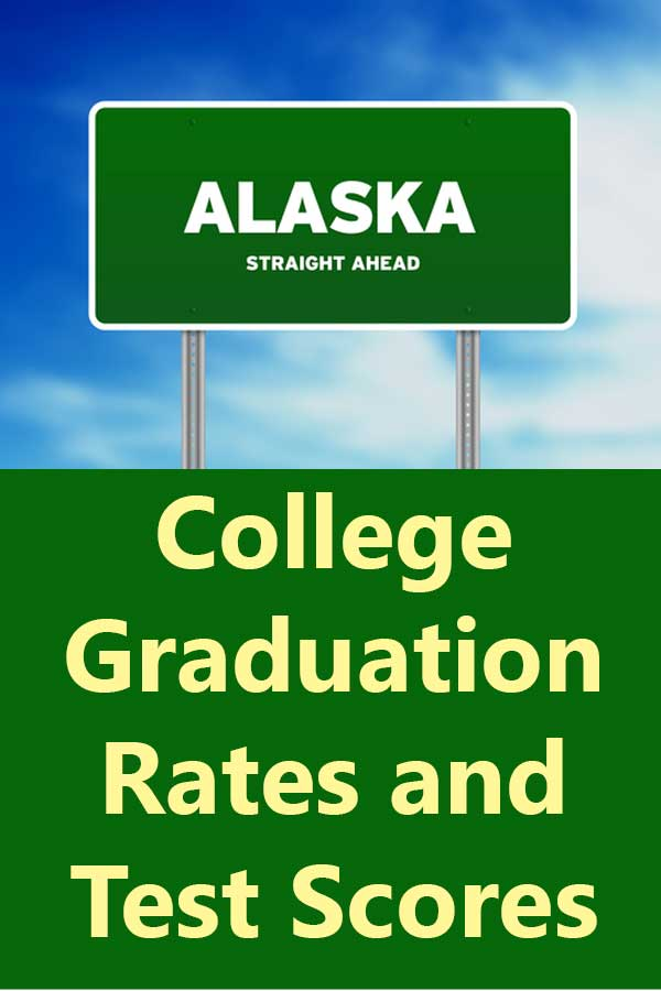 Alaska Colleges with Graduation Rates and Test Scores