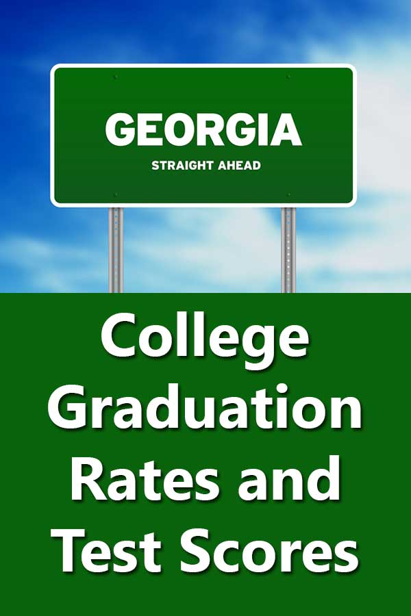 The average four-year graduation rate for private colleges is 34.9% and the five-year rate for public-institutions with available information is 34.6%. A total of seven schools meet the DIY College Rankings 50-50 profile requirements.