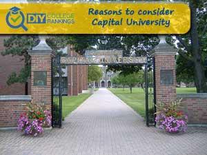 Capital University campus