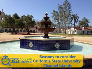 California State University Channel Islands campus