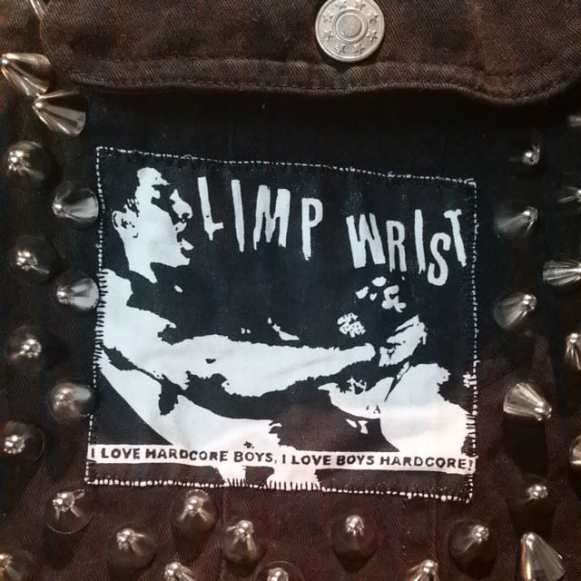 limp wrist patch