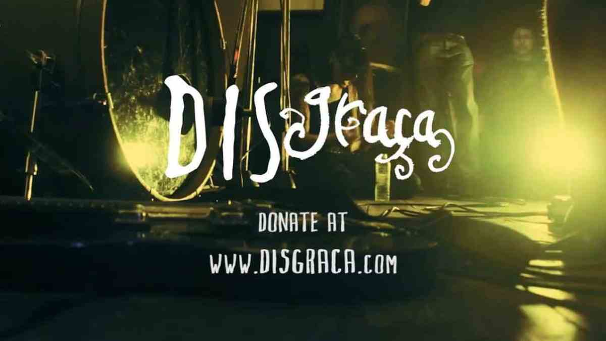 Disgraça DIY Center in Lisbon Needs Our Support!