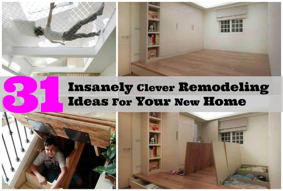 Totally Creative Remodeling Ideas For A Brand New Home on Remodeling Ideas  id=12306