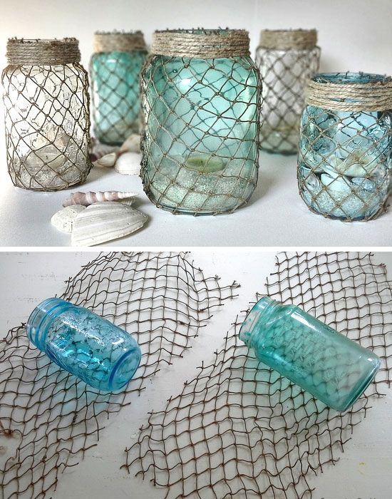 50 Cute DIY Mason Jar Crafts Projects For Anyone