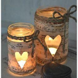 50 Cute DIY Mason Jar Crafts - DIY Projects for Anyone