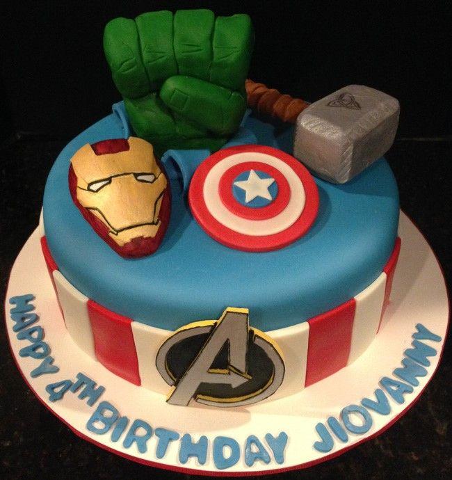 14 Avengers Birthday Party Ideas For Superhero Lovers