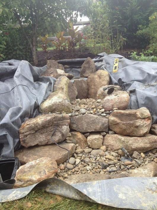 DIY Garden Ideas: 10 Garden Waterfalls and Inspiration Ideas on Waterfall Ideas For Garden id=84521