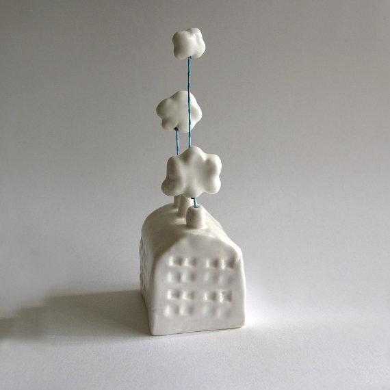 Miniature Cloud Factory by PearsonMaron