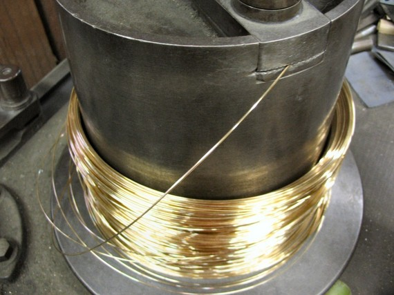 FREE SHIPPING 3 Feet 14K Gold Filled 18g Round Wire HH (6.70 / Ft Includes Shipping and Insurance) by 208GOLD