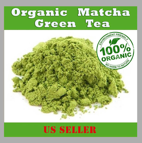 Organic Matcha Green Tea Powder – Lowest Price Anywhere, FREE Expedited 1-3 Day Shipping by RedLeafTea