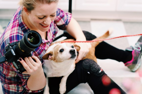 Meet Photographer Sophie Gamand + Go Behind The Scenes of our FP x PAWS Calendar Shoot