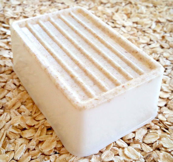 PATCHOULI Handmade Three Butter Soap One Bar 6.5 oz Free Shipping by SoapySweetTreats