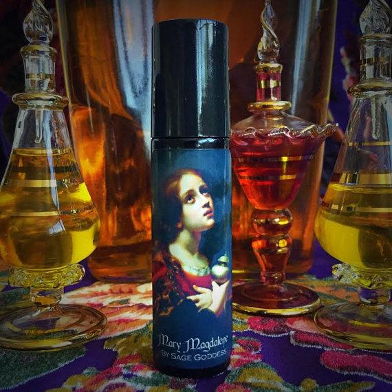 Mary Magdalene Perfume by TheSageGoddess
