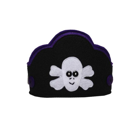 Yo Ho Ho Pirate Crown by themerrycrownsociety