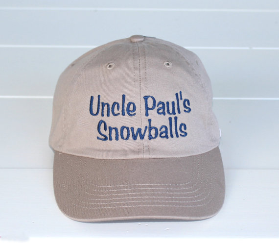 Personalized Baseball Cap Custom Embroidery Hat Bloomingdeals bio washed by Bloomingdeals