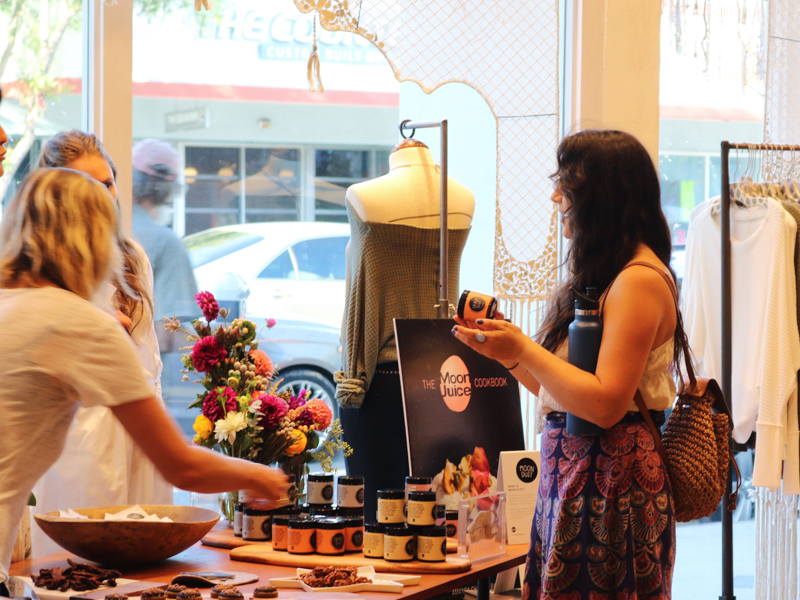 Moments From LA's First Beauty Event