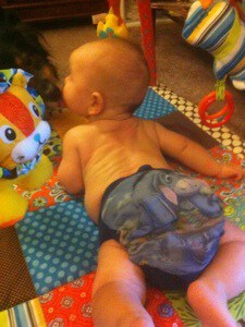 Exploring Cloth Diapering