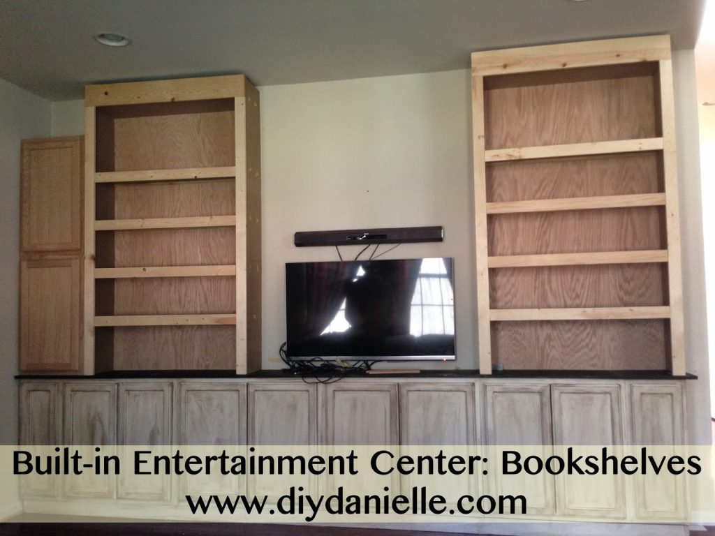center wood entertainment awesome bookshelf
