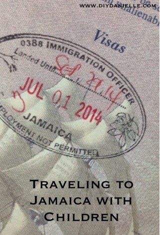 Traveling to Jamaica with Children