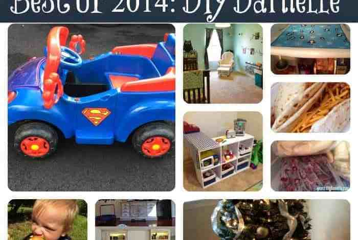 Best of DIYDanielle 2014