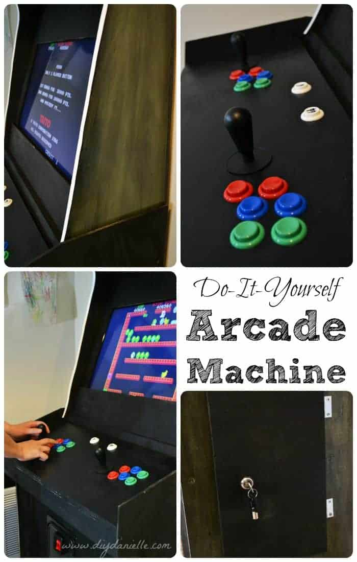 This Is A Tutorial On How To Build Your Own Arcade Machine. This Will Cover  How My Husband Built Our MAME Cabinet And The Supplies Needed.