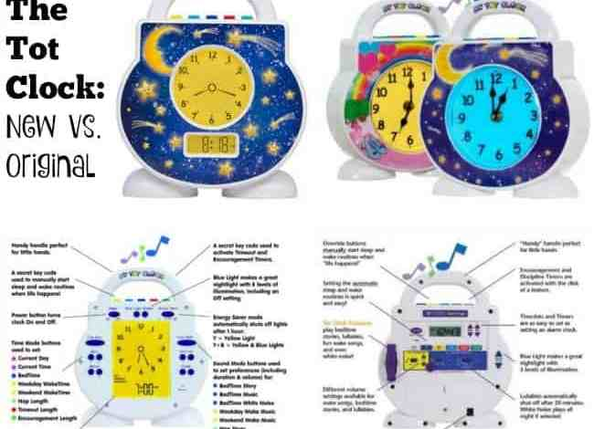 The Tot Clock for Toddler Sleep Training: Review, Comparison Between Models, and Tips for Use