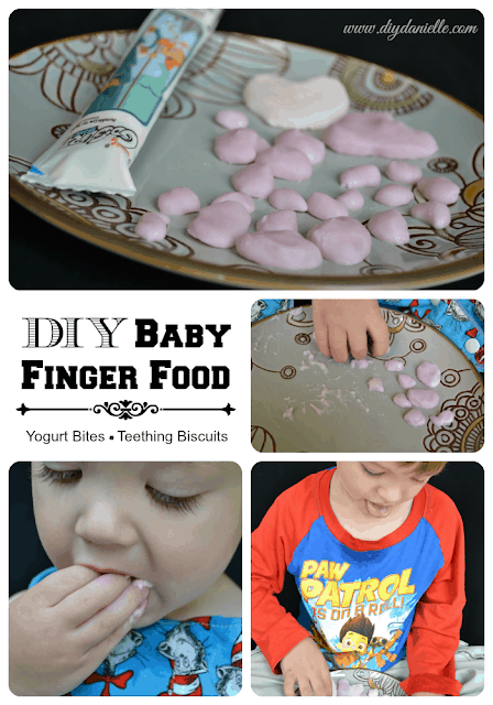 DIY Baby Finger Foods.