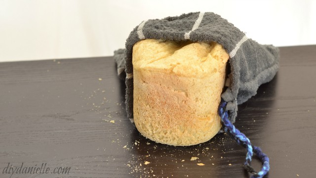 Dish Towels to Bread Bag!