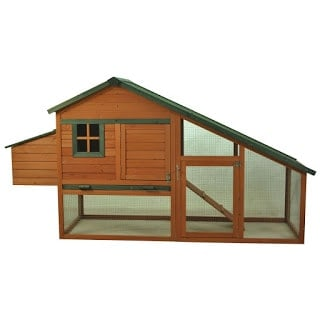 If you know they love and want chickens, then a chicken coop would make a fantastic gift.