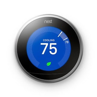 The Nest is a good gift idea for a new home owner who might want to save money on electricity.