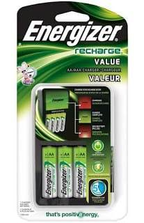 Rechargeable batteries would make a great stocking stuffer.