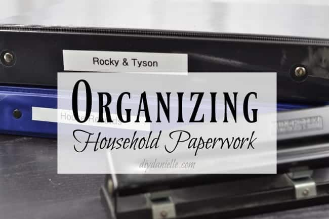 How to Organize Home and Medical Paperwork
