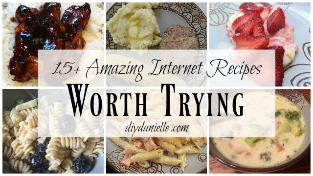 More than 15 Amazing Internet Recipes That Will Not Disappoint