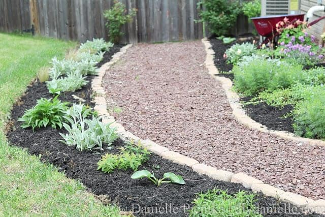 Red Barn Rock Landscaping Project Ideas