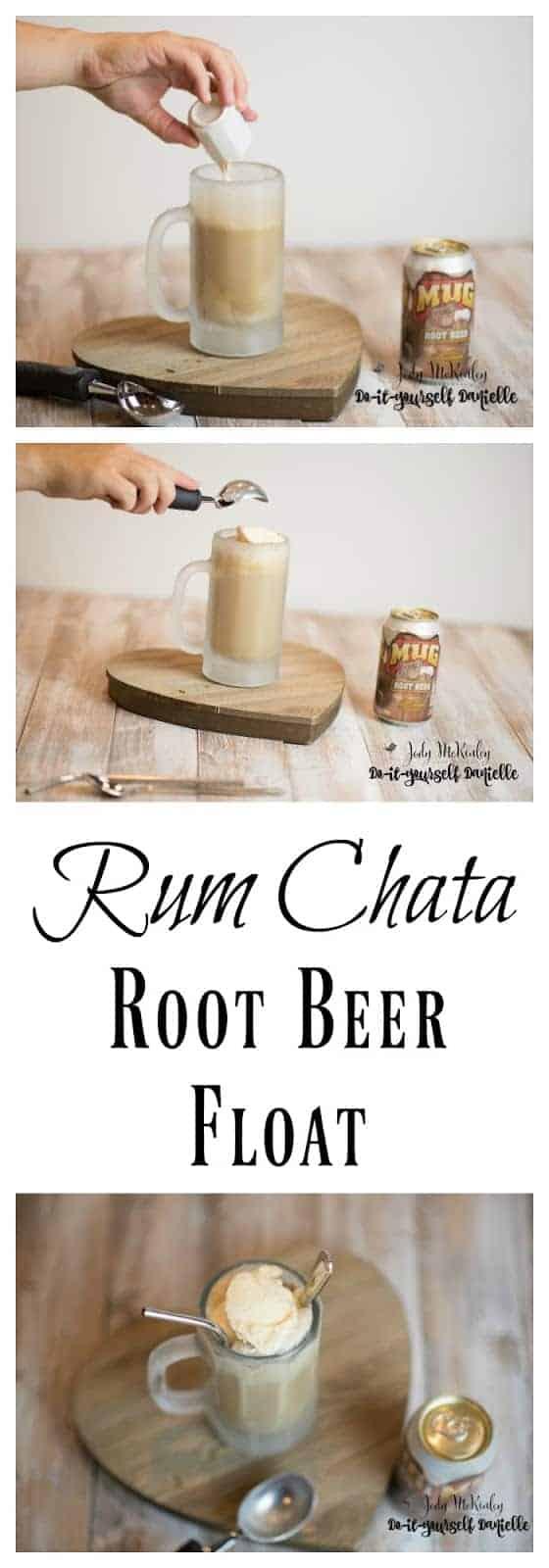 Adult Root Beer Float Recipe