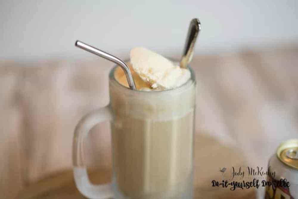 Recipe for Adult Root Beef Floats