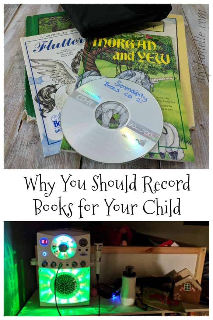 How (and why) to record audiobooks for your child.