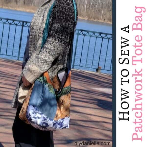 DIY Patchwork Hobo Bag